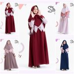 Busana Muslim Modis Sharbella Dress