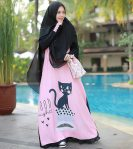Grosir Baju Muslim Kitty Bed Maxy