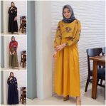 Baju Hijab Modis Hurama Dress