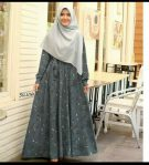 Baju Hijab Murah Feby Dress