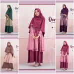 Jual Baju Hijab Doremi Dress Set