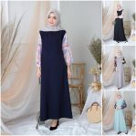 Jual Baju Muslim Huzra Dress