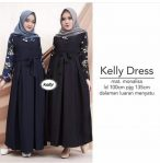Baju Hijab Modern New Kelly Dress