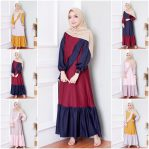 Baju Hijab Modis Bilbiya Dress