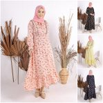 Baju Hijab Modis Miranda Dress