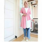 Baju Hijab Modis Rulaby Long Tunik