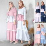 Baju Hijab Modis Thalasa Dress