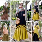 Baju Hijab Murah Amelia Dress
