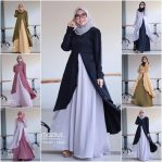Baju Hijab Murah Heaven Dress