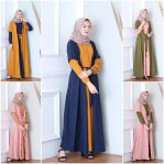 Baju Muslim Modern Rasya Dress