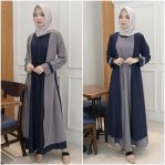 Baju Muslim Modis Mecca Dress Sr