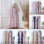 Jual Baju Muslim Amiza Dress