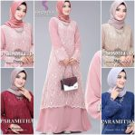 Jual Baju Muslim Paramitha Dress