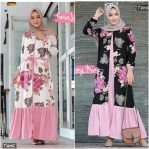 Pakaian Hijab Murah Kaisa Long Dress