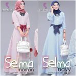 Pakaian Hijab Murah Selma Dress