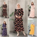 Baju Hijab Modern Nabilah Dress