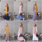 Baju Hijab Modis Asmaranda Dress