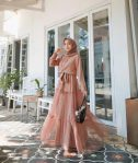 Baju Hijab Murah Ainun Dress