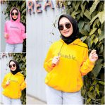 Baju Hijab Murah Humble Sweater