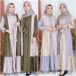 Baju Hijab Murah Mizawa Dress