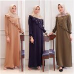 Baju Muslim Modern Athena Dress