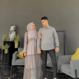 Baju Muslim Modis Geraldie Couple
