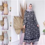 Busana Hijab Murah Lomuna Dress