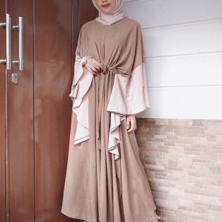 Busana Muslim Modis Zara Dress