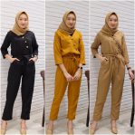 Grosir Pakaian Hijab Squilby Jumpsuit
