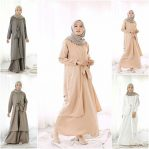Jual Baju Hijab Moni Dress