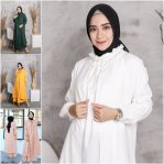 Jual Baju Hijab Sinta Dress 2in1
