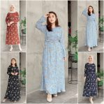 Pakaian Hijab Murah Alexa Dress