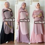 Pakaian Hijab Murah Meisya Dress
