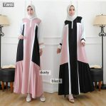 Baju Hijab Murah Ashanty Dress