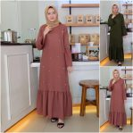 Baju Muslim Modis Berlin Dress