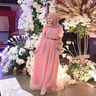 Baju Muslim Modis Rinzana Dress