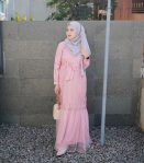 Busana Hijab Murah Lesya Dress
