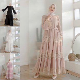 Busana Muslim Modis Edisha Dress