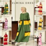 Busana Muslim Modis Helmina Dress