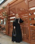Busana Muslim Murah Hayla Dress