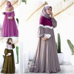 Pakaian Hijab Murah New Clarissa Dress