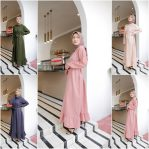 Baju Hijab Modern Lamera Dress