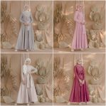 Baju Hijab Modern Lyli Dress