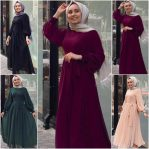 Baju Hijab Modern Paloma Dress