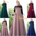 Baju Muslim Modern Donera Dress