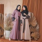 Baju Muslim Modern Jelita Dress