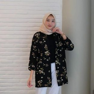 Baju Muslim Modis Selly Outer