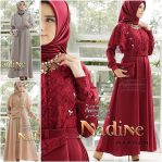 Jual Baju Muslim Nadine Dress