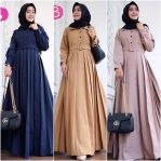 Pakaian Hijab Murah Beltic Dress