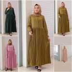 Baju Hijab Modern Fairuz Dress